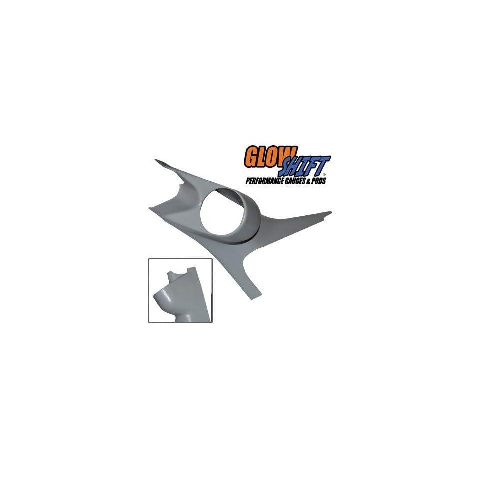 03 07 Ford Super Duty PowerStroke 3in1 60mm Gray Gauge Pod