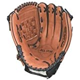 Regent Diamond All Star Baseball Glove, 11.5-Inch, 11.5-Inch/Brown, Black|Brown