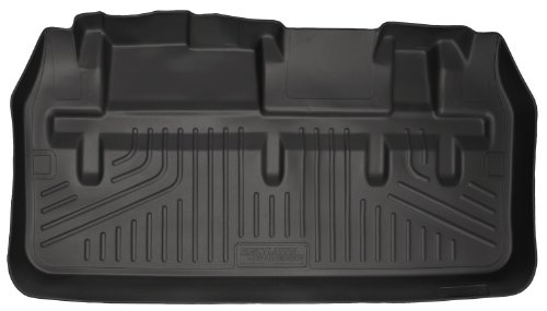 Husky Liners Custom Fit WeatherBeater Molded Rear Cargo Liner for Select Toyota Sienna Models (Black) (2011 Sienna Liners compare prices)