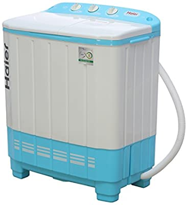 Haier XPB62-0613AQ Semi-automatic Top-loading Washing Machine (6.2 Kg)