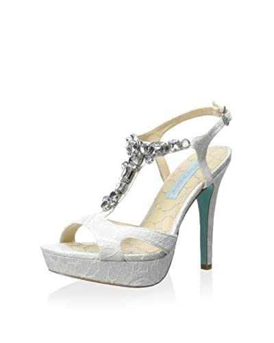 Blue by Betsey Johnson Women's Luxe Platform Sandal