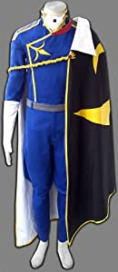 "CTMWEB Code Geass Cosplay Costume Jeremiah ""Orange"" Gottwald Uniform Kids Small"