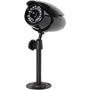 First Alert 4800 Four Wired Security Camera Recording System