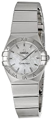 Omega Constellation Ladies Watch 123.10.24.60.05.001