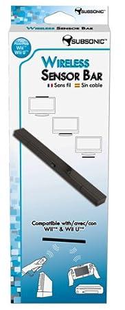 Nintendo Wii - Sensor Bar Inalámbrico