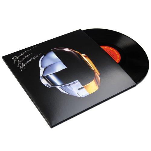 Daft Punk - Daft Punk: Random Access Memories (180g) 2lp - Zortam Music