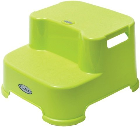 Graco Transitions Step Stool Green Dennis K Cotterey