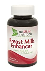 nuMOM nutrition Breast Milk Enhancer, 90 Capsules