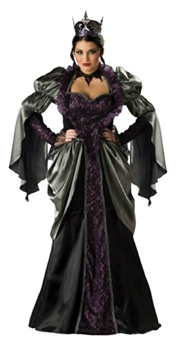 Wicked Queen 3X Adult Womens Costume