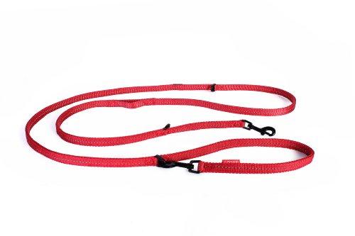 ezydog-vario-6-lite-multi-function-dog-lead-red