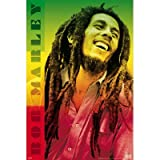 (24x36) Bob Marley - Colors Music Poster