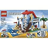 Lego Seaside House Creator 415 Pcs Building Set