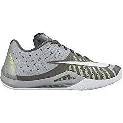 Nike HyperLive Basketball Men's Shoes - Wolf Grey