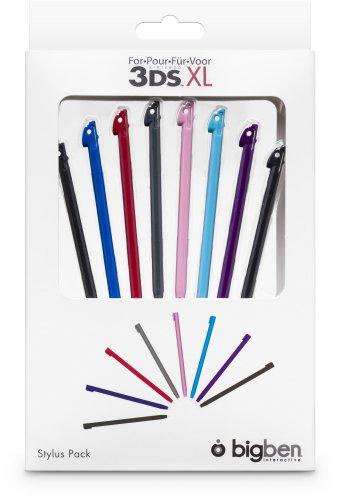 BB Stylus colorati Pack 8 pezzi 3DS XL