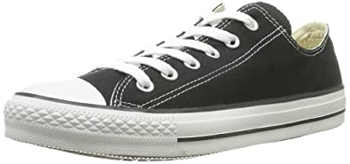 Converse Unisex Chuck Taylor® All Star® Core Ox Black Men's 4, Women's 6 Medium