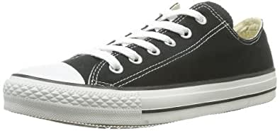 Converse Chuck Taylor Core Men's Chuck Taylor All Star Ox Sneaker 10 Black