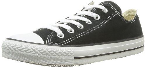 Converse Allstar All Star Core Ox Canvas Black M9166 8 UK