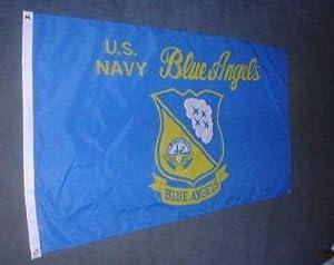 Navy BLUE ANGELS FLAG