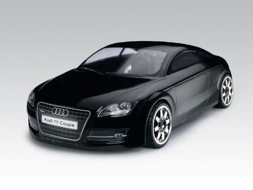Best Price Custom Painted Brushed On Road Street Car Audi TT in Black