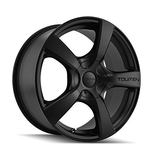 Touren-TR9-3190-Wheel-with-Matte-Black-Finish-17x75x110mm