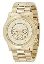 Hot Sale Michael Kors MK8077 Gold-Tone Men's Watch