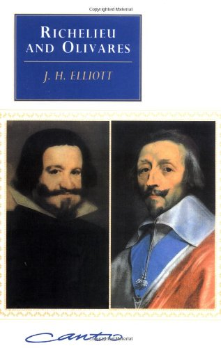 Richelieu and Olivares (Canto original series)