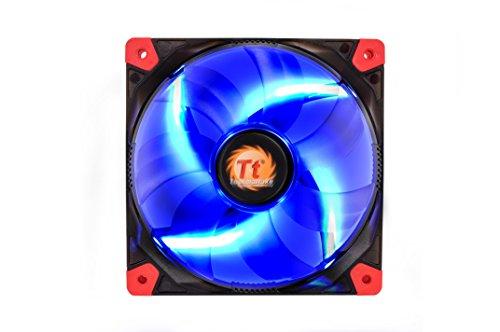 Thermaltake Luna Series Led Fans Cooling Cl-F009-Pl12Bu-A Blue