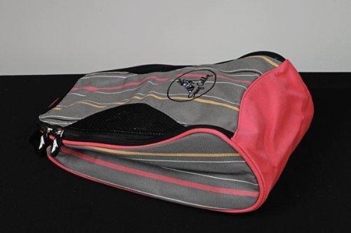 sassy-caddy-womens-ritzy-golf-shoe-bag-grey-hot-pink-black-by-sassy-caddy-inc