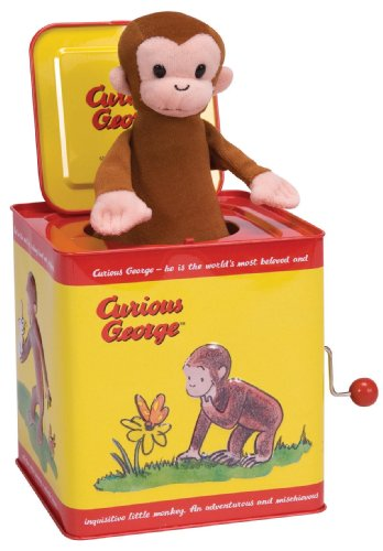 Curious George Jack in the Box - 1