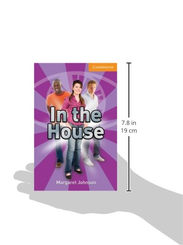 CER4: In the House Level 4 Intermediate with Audio CDs (3) (Cambridge English Readers)