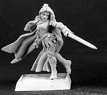 Kassandra, Female Ranger
