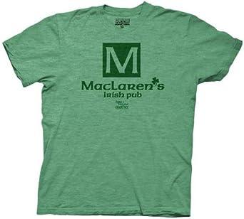T-Shirt - How I Met Your Mother - MacLaren's Pub (Slim Fit)