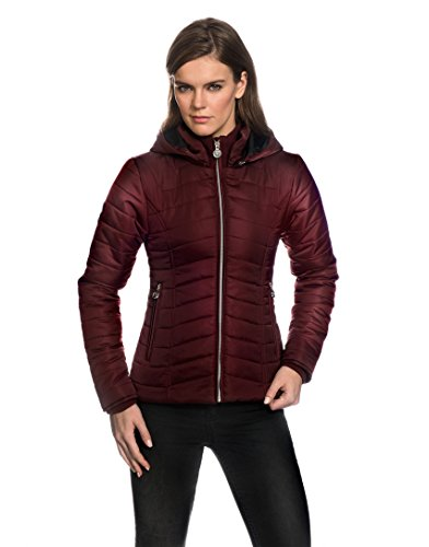 vb-womans-jacket-fitted-quilted-with-stand-up-collar-removable-hood-and-pocketsburgundylarge