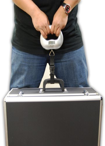Ergonomic Handy Digital Luggage Scale