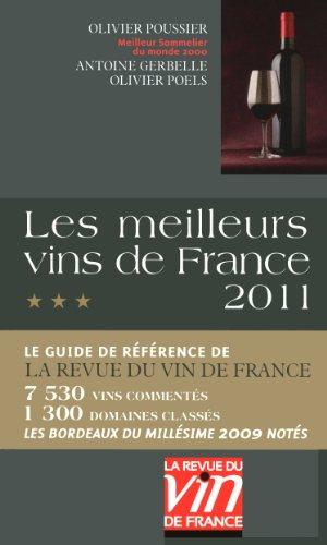 Les meilleurs vins de France 2011