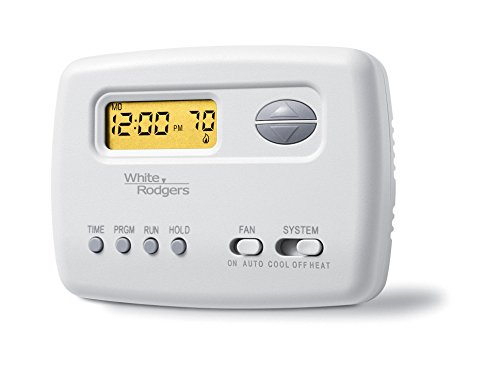 Emerson 1F78-151 5-2 Day Programmable Thermostat for Single-Stage Systems (4 Stage Thermostat compare prices)