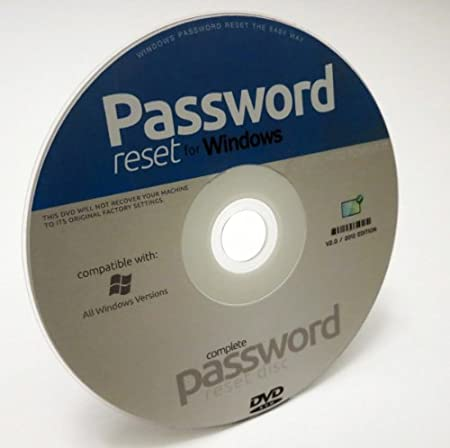 Windows 7 Password Reset and Recovery - Desktop and Laptop (32-bit / 64-bit)
