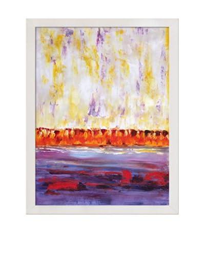 Lisa Carney Avr0112 Oil Painting