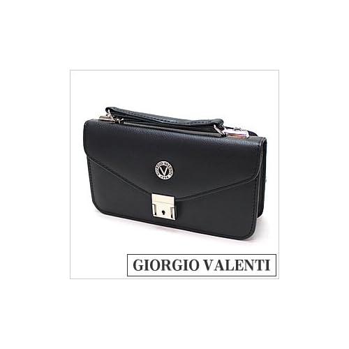 ビジネスバッグ メンズ 紳士用 ジョルジオバレンチ(GIORGIO VALENTI)ウォレット付きミニセカンドバッグ