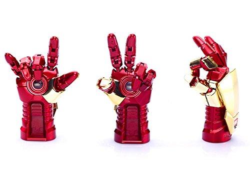 AIRTHD®Really 64gb Capacity Marvel Avengers USB Flash Drive Iron MAN 3 Mark...