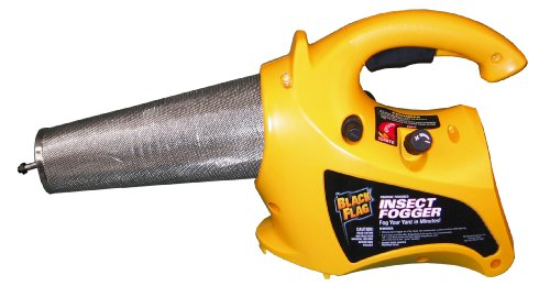 Black Flag 190095 40-Ounce Outdoor Propane Insect Fogger