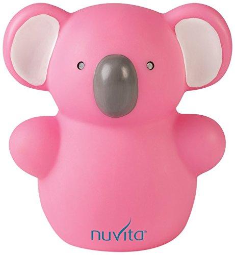 Nuvita NU-BDNL0008-6608 Luce Notturna Koala, Rosa