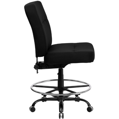Heavy Duty Drafting Chairs For Heavy People Office Chairs For
