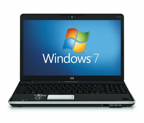 HP Pavilion DV6t-3200 Intel Core i3-370M 2.4GHz 6GB 500GB DVD+/-RW Web Cam (Black Cherry)