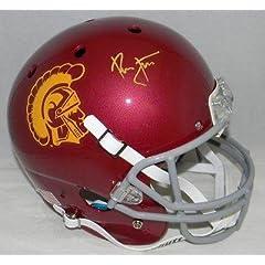 Ronnie Lott Signed Autographed Usc Trojans Full Size Helmet Gtsm - Autographed...
