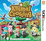 新作登場!!Animal Crossing:New leaf (Nintendo 3DS) 北米版