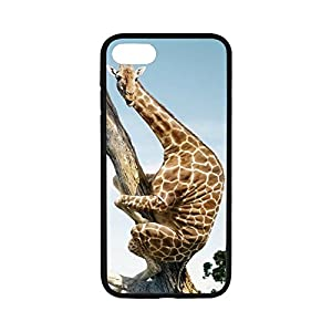 Case for iPhone 7,Cover for iPhone 7,Case Cover for iPhone7(4.7 inch),Giraffe Phone Case Cover For iPhone 7,Giraffe Waterproof Rubber Case Cover Protector for iPhone 7 4.7