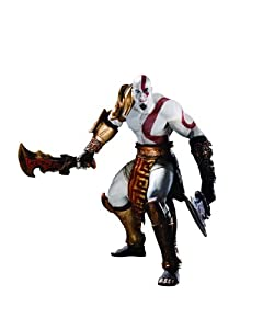 DC Unlimited God of War Series 1: Kratos Action Figures: Toys & Games