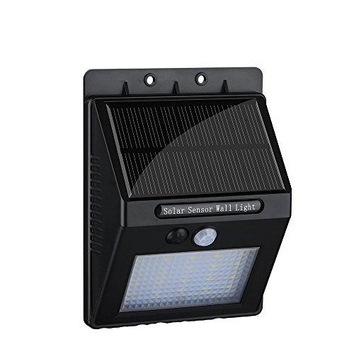 20-LED-400-Lumens-Eclairage-Exterieur-Patuoxun-Eclairage-Solaire-avec-2200mAh-batterie-Angle-de-dtection--120-degrs-Eclairage-de-scurit-Lampe-Murale-sans-fil-avec-Dtecteur-de-Mouvement-Lampe-Solaire-J