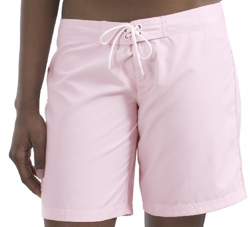Womens Board Shorts District Threads Contrast Waist DT406